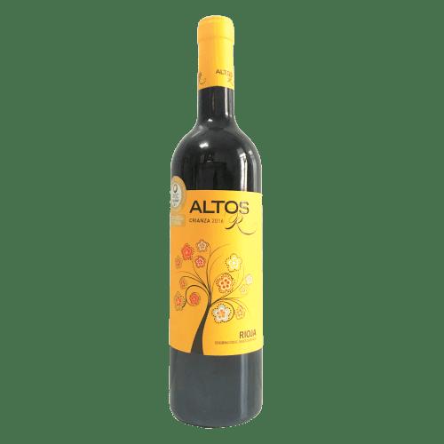 Vino-Altos-crianza-100%-tempranillo